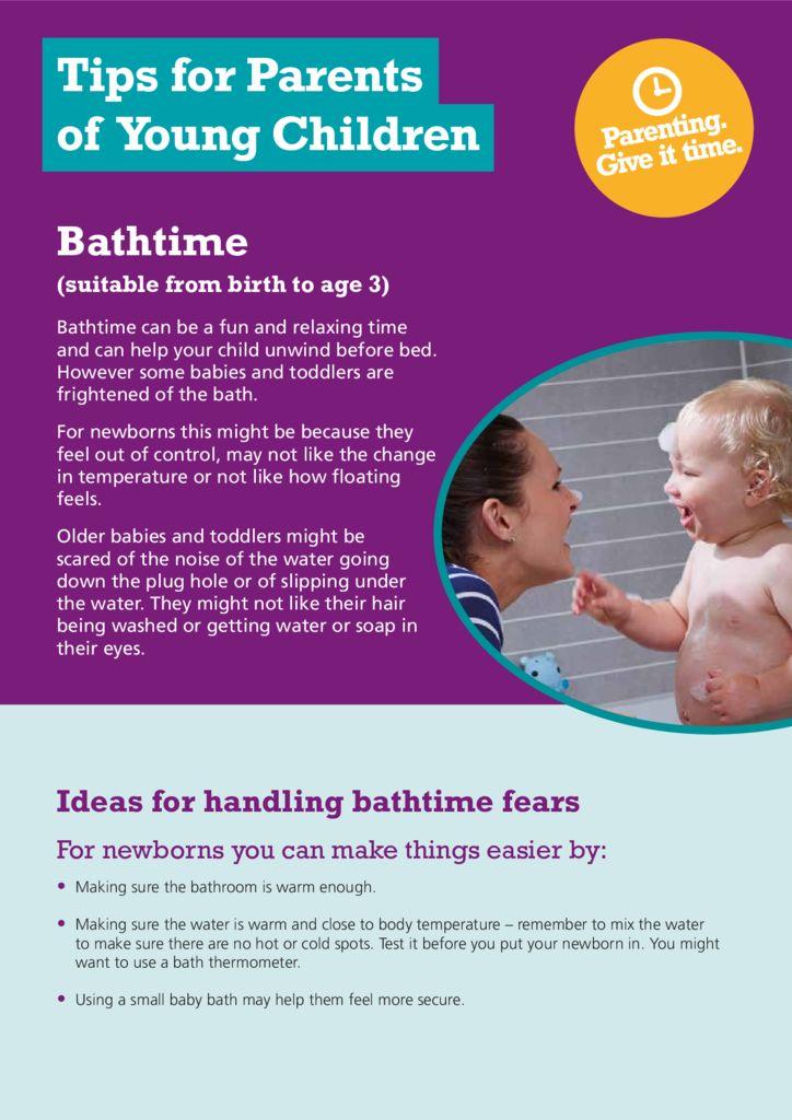 thumbnail of 30582_Bathtime_Advice_Sheet_e