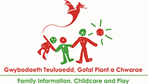 Family Information Childcare and Play logo