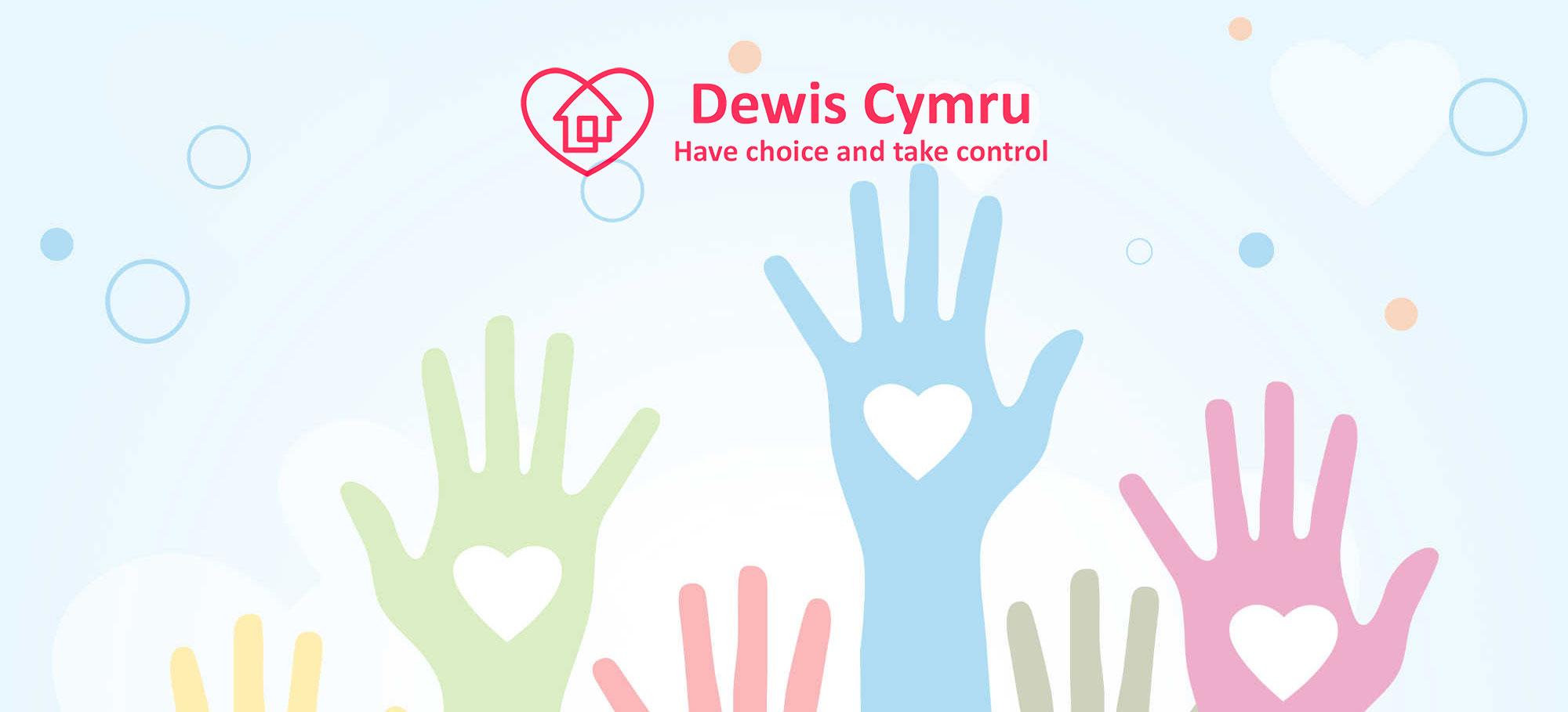 Dewis Cymru Slide