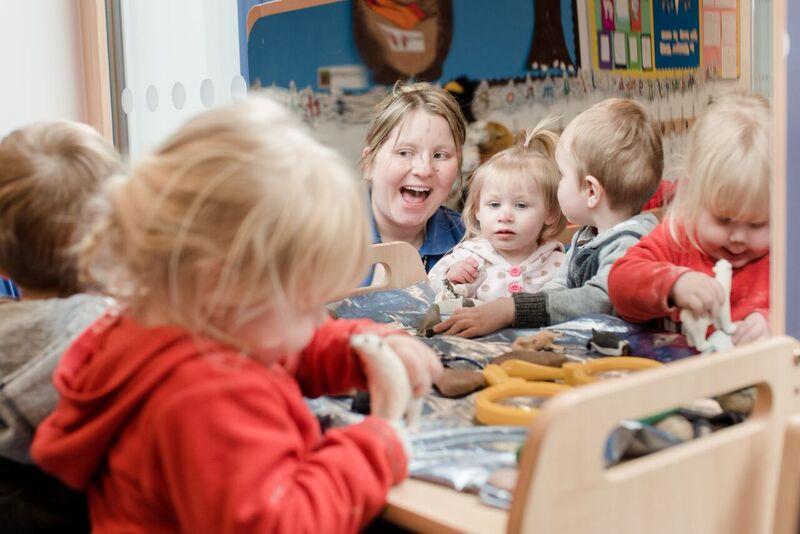 Ffrindiau Bach Childcare Setting
