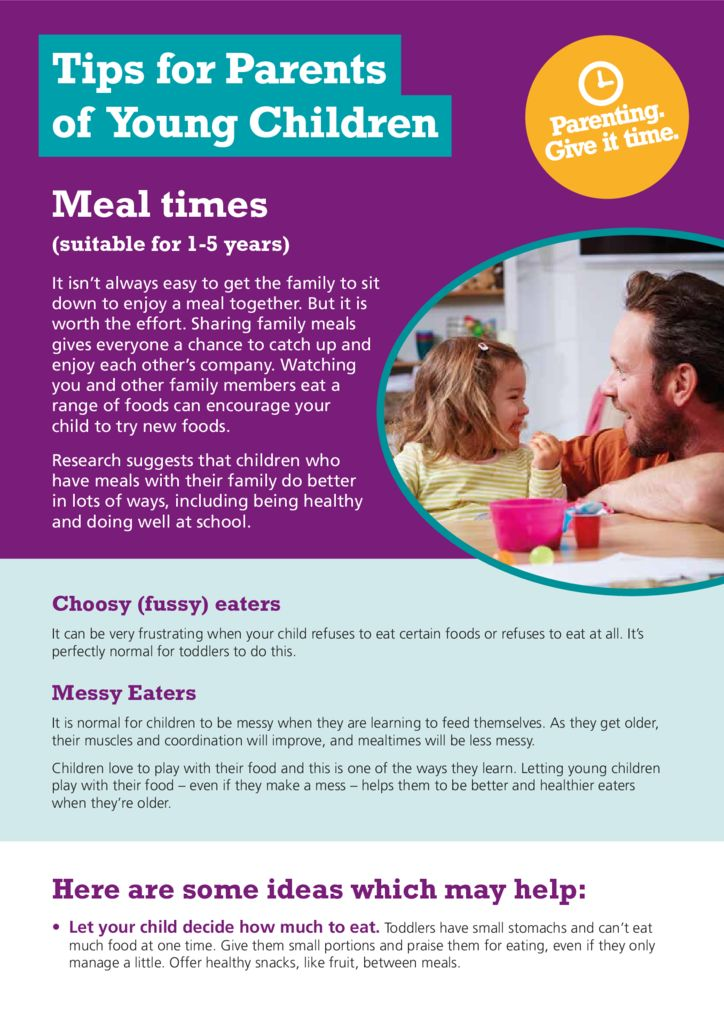 thumbnail of 30582_Meal-times_Advice_Sheet_e
