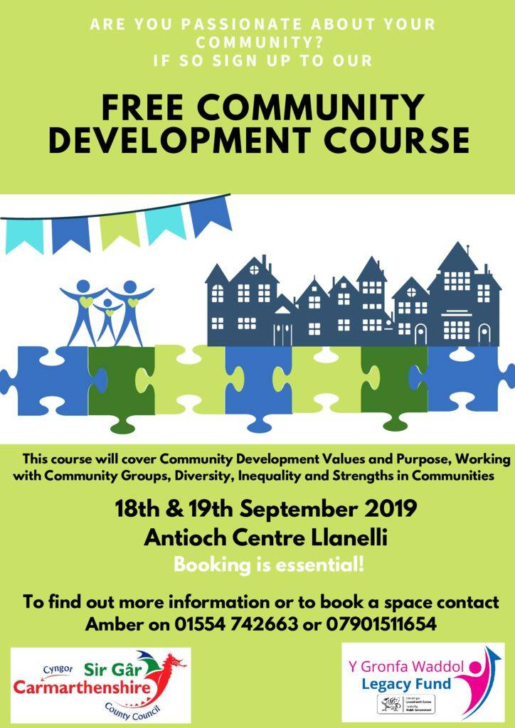 thumbnail of Community Development Course