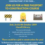 thumbnail of Construction course