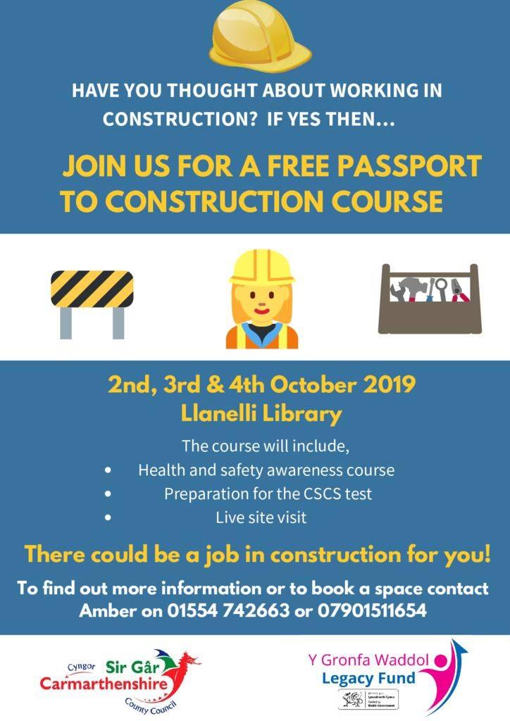 thumbnail of Construction course