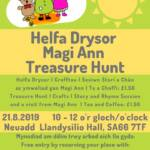 thumbnail of Helfa Drysor Magi Ann Tresure hunt