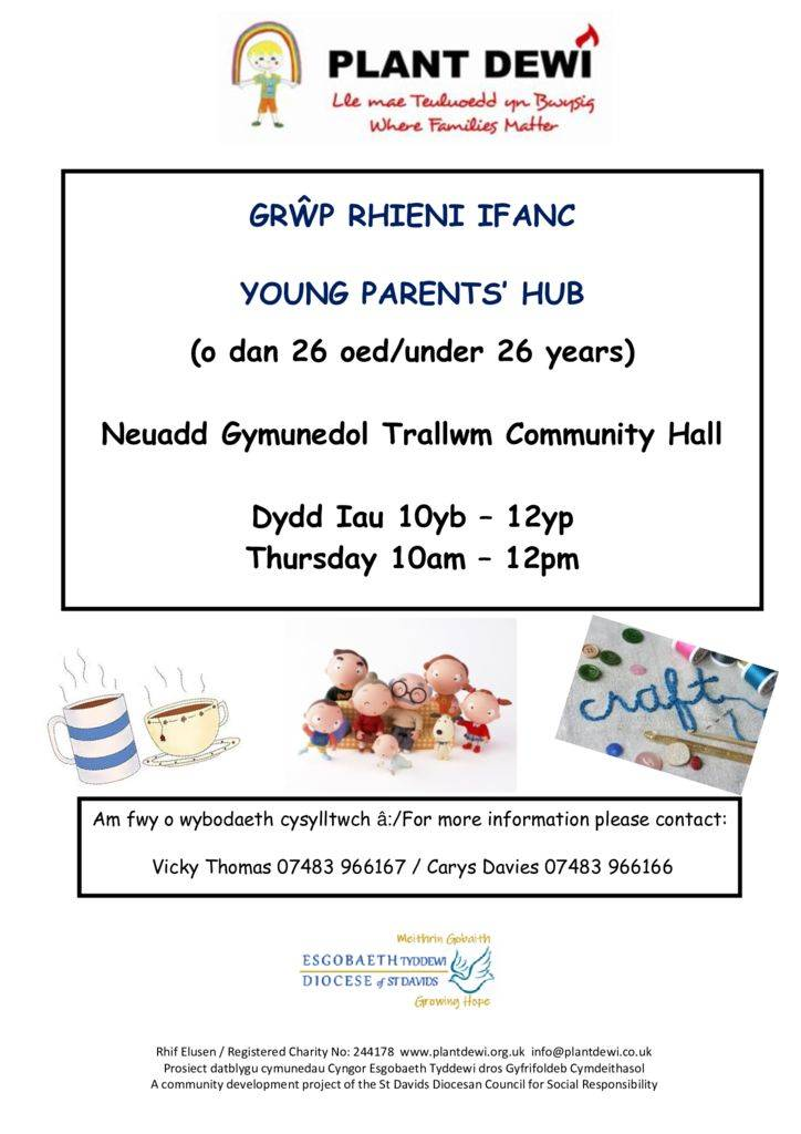 thumbnail of Llangennech Young Parents Poster 2019