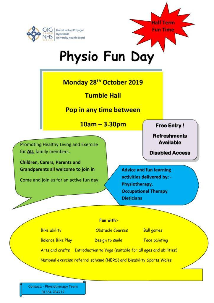 thumbnail of Physio Fun Day 2019