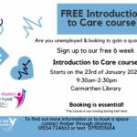 thumbnail of carmarthen care course