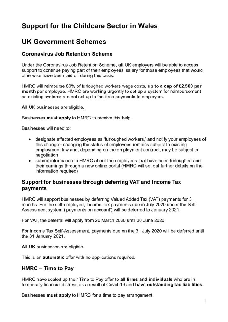 thumbnail of 20200325 Covid-19 Business Support Schemes