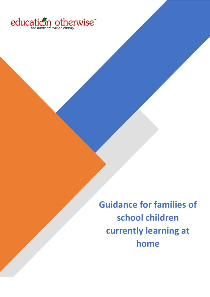 thumbnail of EO learning at home guidance ( March 2020)