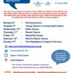 thumbnail of Carers Week poster